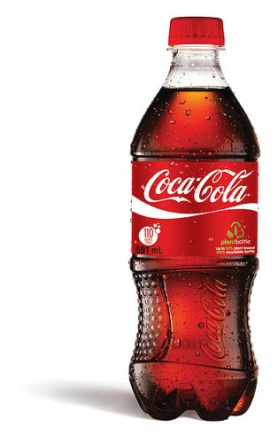 Canadian Coca-cola Made with Real Sugar!