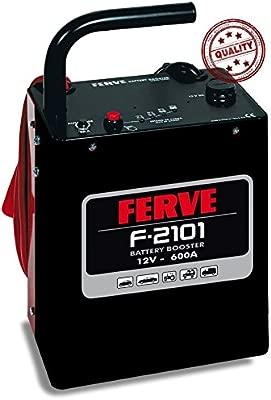 FERVE F-2101 Genesis Arrancador Booster 12 V 600 A, 0 ...