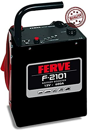 FERVE F-2101 Genesis Arrancador Booster 12 V 600 A A, 0 ...