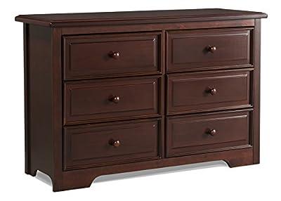 Graco Brooklyn 6 Drawer Double Dresser