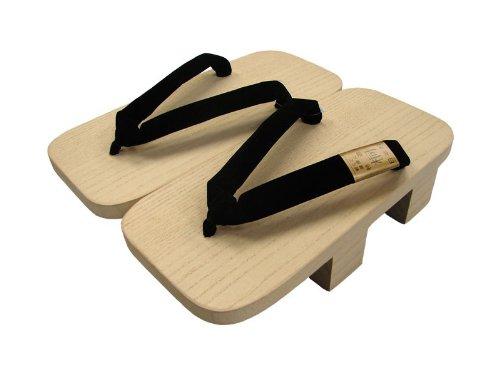 migliori scarpe da ginnastica 4f3b4 d0c90 Geta - Zoccoli in Legno Giapponesi - 26 cm