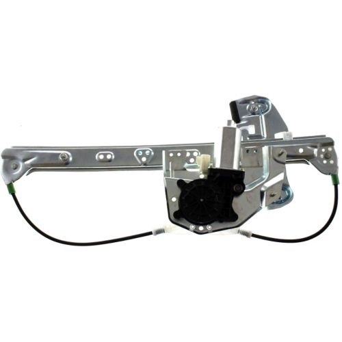 - Perfect Fit Group C491709 - Deville Rear Window Regulator RH, Power, W/ Motor