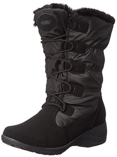 Supple Khombu Cold Black Weather Anne KH Combo Boot Womens 1nvTqFOwU