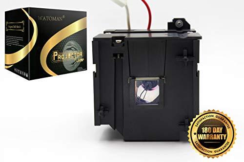 Watoman SP-LAMP-009 Original Replacement Projector Lamp with Housing for Infocus X1/X1A/LPX1/LPX1 EDUCATOR/LPX1A/LS4800/ScreenPlay 4800/SP4800/C109 Knoll HD101 LPX2/LPX3/X2/X3 -
