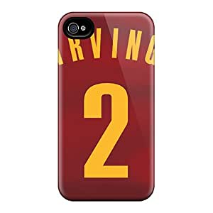 Durable Cleveland Cavaliers Back Case/cover For Iphone 4/4s