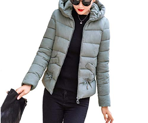 Hooded Down Parka Hood AS3 Down with Oversized Coat Jacket Warm Women XINHEO 6EHS6
