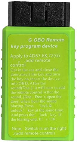 LCDXBYTFT Work for Toyota G and Toyota H Chip Programmer Vehicle OBD Remote Key Programmer G Device Smart Keymaker for Toyota G Chip Programming Via Obd2 Port