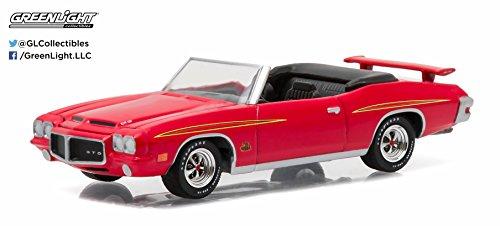 Greenlight 1:64 Muscle Car Series 15 1971 Pontiac GTO Judge Convertible (Muscle Cars Gto)