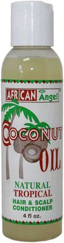 African Angel Coconut Oil 4OZ from African Angel