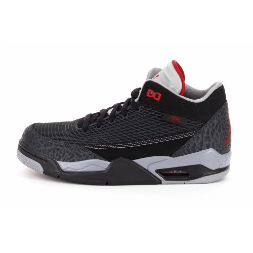 Nike Jordan Flight Club 80 S Men Shoes Black Gym Red Anthracite Metallic  Silver 599583-003 (SIZE  11) - Buy Online in Oman.  7d694cfe09