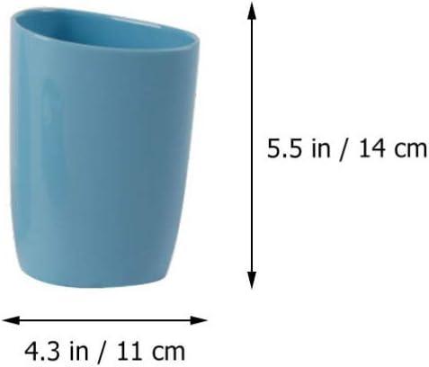 Dosificador Jabon Resina de tocador de ba/ño encimera conjunto de accesorios jab/ón del plato 4 el Partido cepillo de dientes titular Incluye dispensador de jab/ón de la bomba Copa vaso de enjuague