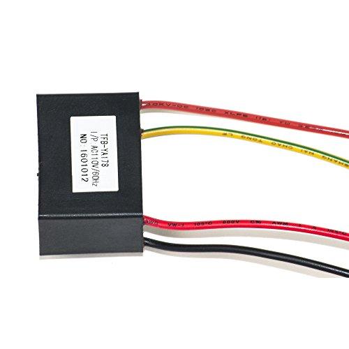 - Electrodepot Negative Ion Generator - High Voltage ionizer 7.5Kv Plasma Module 110-120 VAC