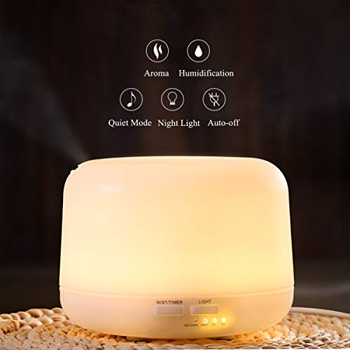 Faithful 220v Humidifier Rockery Flow Accessories 20mm 12 Colorful Light Humidifier Waterless Power-off Fog Atomizing Head Humidifi Excellent Quality Home Appliances