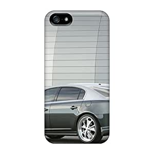 Tpu Case Cover For Iphone 5/5s Strong Protect Case - Buick Lucerne 2006 By Concept 1 Design