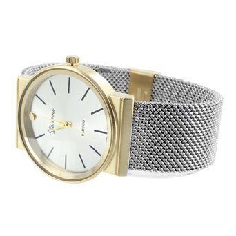 Mens 14k Gold Geneve Watch - 8