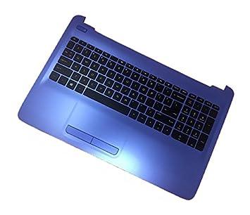 HP 855026-FL1 Carcasa Inferior con Teclado Refacción para ...