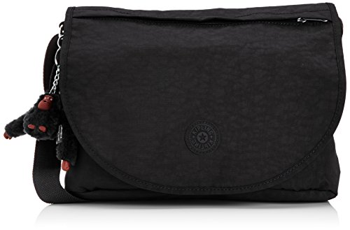 Kipling Women's Orleane Shoulder Bags Black (Black)