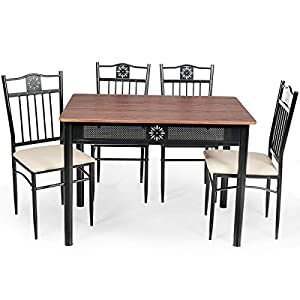 4185o3x-W%2BL._SS300_ Coastal Dining Room Furniture & Beach Dining Furniture