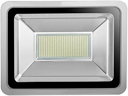 Foco LED 200W Blanco frío 6500K /Blanco cálido 3500K, Proyector ...