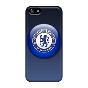 For Iphone Case, High Quality Chelsea Fc For Iphone 5/5s Cover Cases