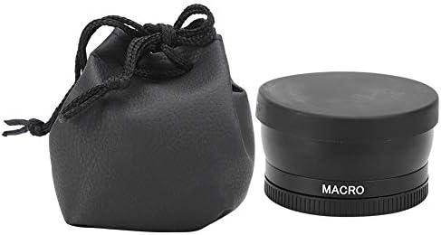 Professionele korte lengte grote kijkhoek groothoeklens geschikt voor alle 58 mm diameter cameralens