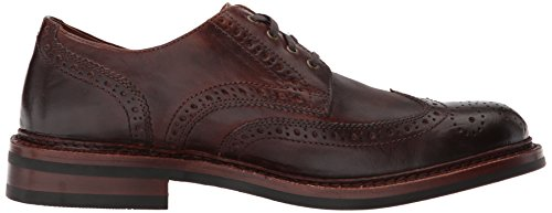 Frye Heren Graham Vleugeltip Oxford Cognac
