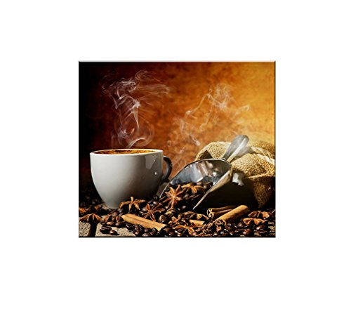 Spices With Coffee Ceramic Tile Backsplash Accent Mural 4