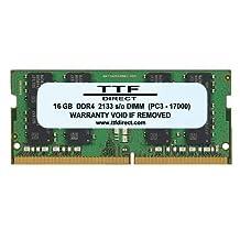 16GB Memory upgrade for Intel NUC - NUC6I5SYK