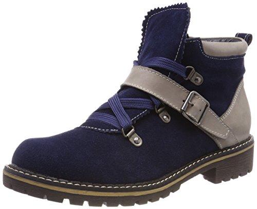 Hirschkogel Bottines 3000500 navy Femme Bleu 168 WZZwAPq7