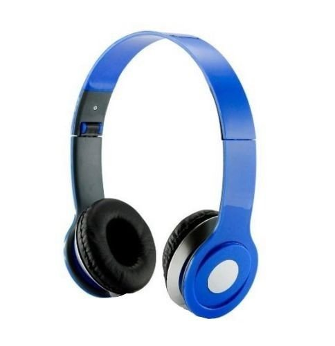 HeadGear 3.5mm Foldable Headphone Headset for Dj Headphone Mp3 M Pc Tablet Music Video and All Other Music Playersp