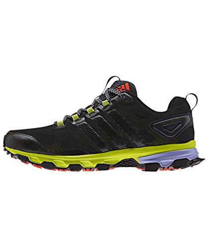 adidas Performance response trail 21 Unisex-Erwachsene Laufschuhe schwarz