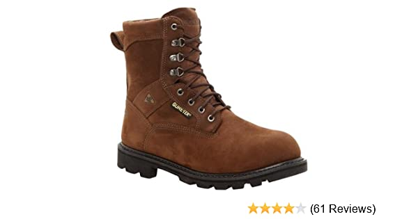6d5031a04b7 Rocky Men's Ranger Steel Toe Insulated GORE-TEX Boots