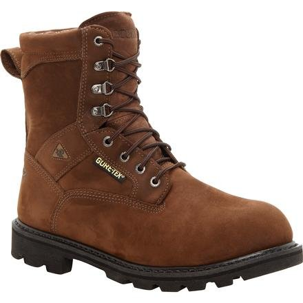 Rocky Men's Ranger Steel Toe Insulated GORE-TEX Boots,Brown,9 W US (Rocky Tex Gore Boots)