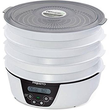 Why Should You Buy Presto 6303 Dehydro Digital Electric Food Dehydrator