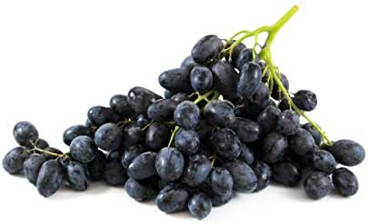 Grape Blue Black Seedless Organic