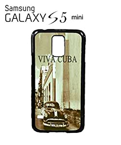 Viva Cuba Classic Car Mobile Cell Phone Case Samsung Galaxy S5 Mini Black