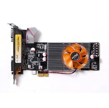 Zotac GeForce GT 610 - Tarjeta gráfica (1 GB DDR3 SDRAM, 64 ...