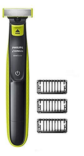 [(フィリップス) Philips ] [Norelco OneBlade hybrid electric trimmer and shaver, QP2520/70] (並行輸入品)   B07G77G1T8