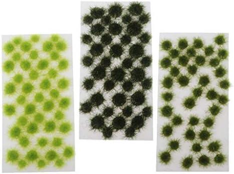 sharprepublic 花モデル 鉢植え用 鉄道模型 風景 モデル トレス1/72 1/48 1/35 ジオラマ 建築模型