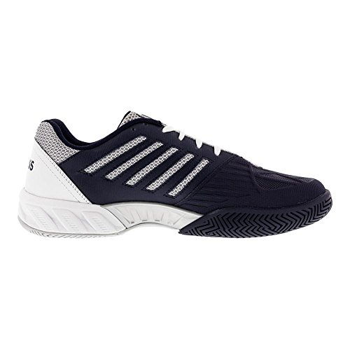 K-Swiss Big Shot Light 3 omni wit tennisschoenen heren