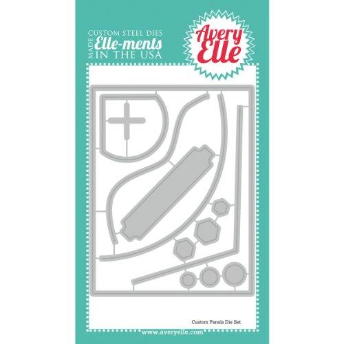 Avery Elle Elle-Ments Dies, Custom Panels ()
