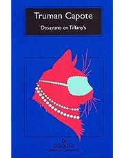 Desayuno en Tiffany's (Compactos Anagrama), portada aleatoria