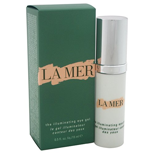 La Mer The Illuminating Eye Gel for Unisex, 0.5 Ounce by La Mer