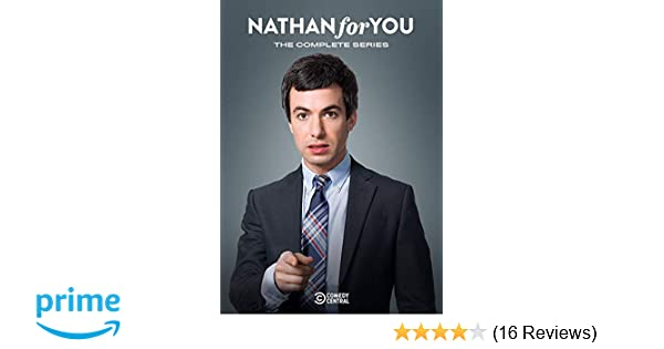 Amazon com: Nathan For You: The Complete Series: Nathan Fielder