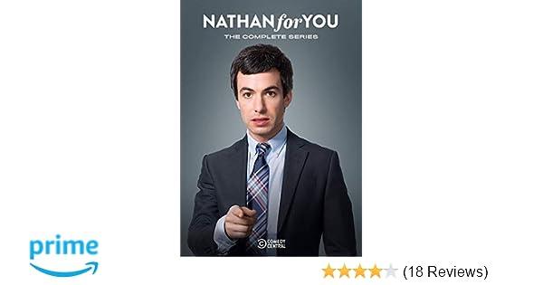 Amazon com: Nathan For You: The Complete Series: Nathan