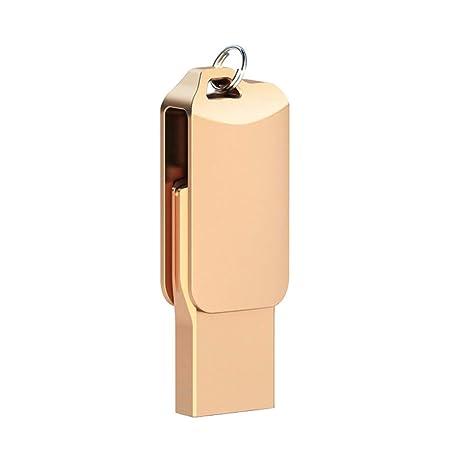 ALXDR Unidad De Memoria USB OTG Memory Stick con Llavero ...