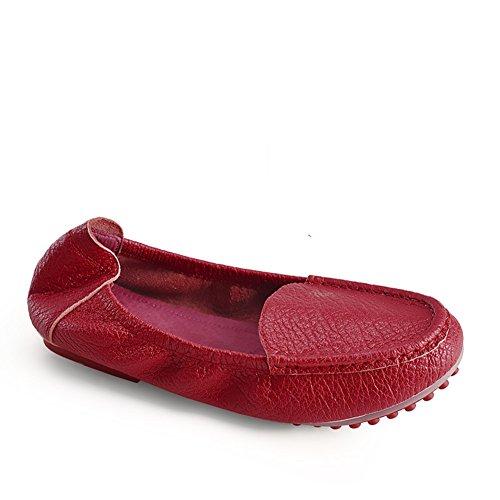 Rollos haba zapatos de moda/Zapatos de enfermería/Zapatos de las mujeres embarazadas/Zapatos de mamá F
