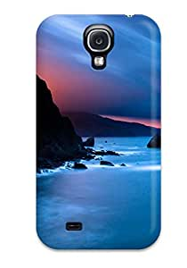 Brand New S4 Defender Case For Galaxy (rocky Shore)