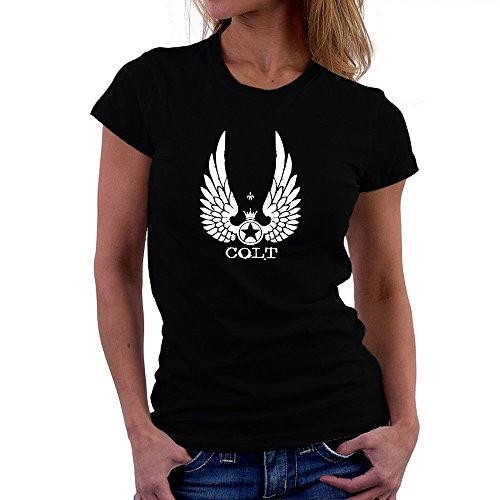 Colt Wing (Teeburon Colt Wings Women T-Shirt)