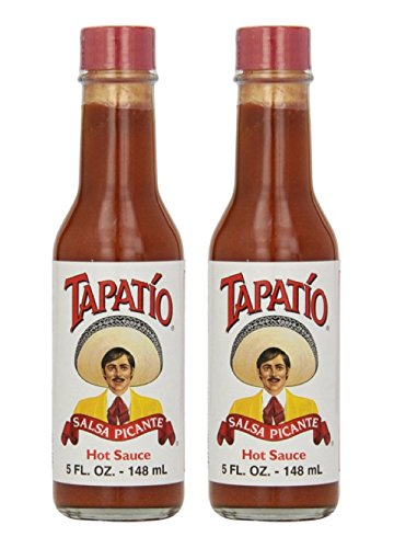Tapatio Sauce Hot 5 oz (pack of 2)